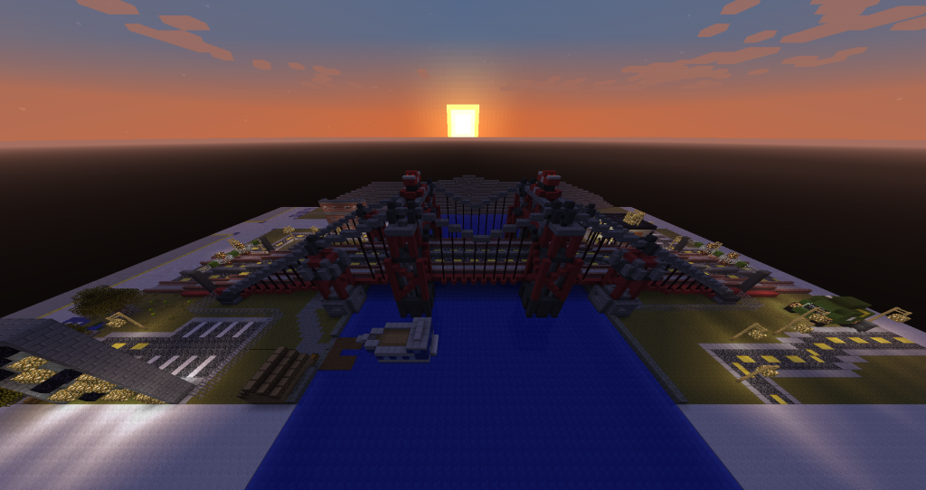 Minecraft Server Build Competition